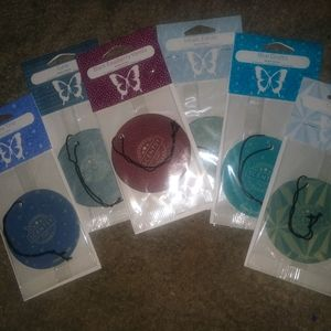 Lot of 6 Scent circles packs. Current scents